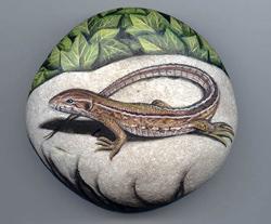 Рисунки на камнях – один из древнейших видов искусства