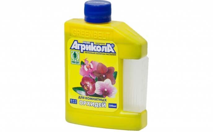 «Агрикола» является минеральным удобрением, разработанным специально для подкормки орхидей
