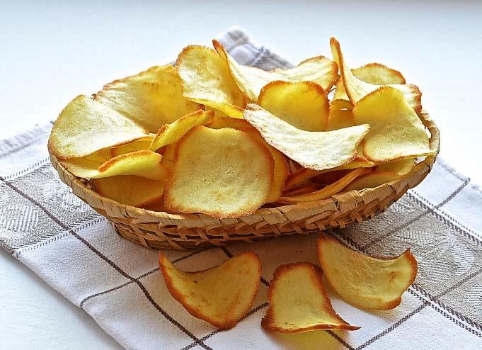 Картофель «Колетте» пригодный для переработки на чипсы