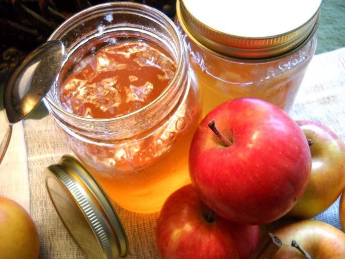 Из яблок «Беркутовское» можно приготовить множество десертных блюд