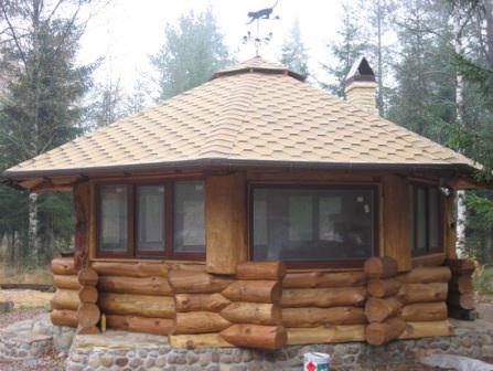 Любую беседку можно использовать и зимой, стоит только правильно подготовить дачное сооружение