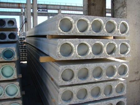 Стандартные ЖБИ и ЖБК для дачного строительства