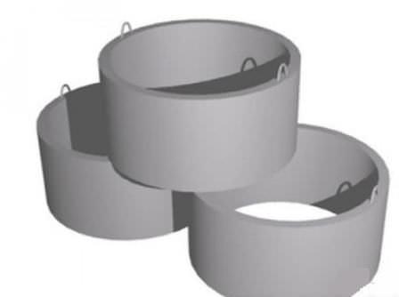 Бетонные кольца и их применение в дачном строительстве