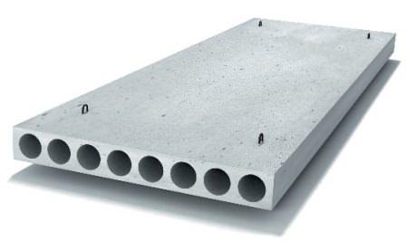 Железобетонные плиты перекрытия в дачном строительстве