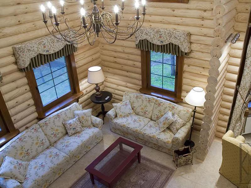 Конечная цель каждого дачника — стильный и надежный дом, который теперь можно построить и из бревна