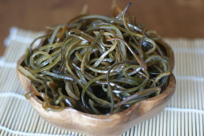 Использование водорослей в пищу длится уже не менее сотен лет
