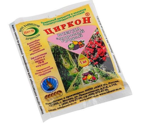Особенности применения Циркона для подкормки растений