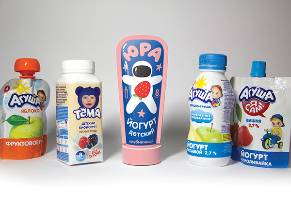 Основные поставщик молочных кухонь в Москве – компания Агуша