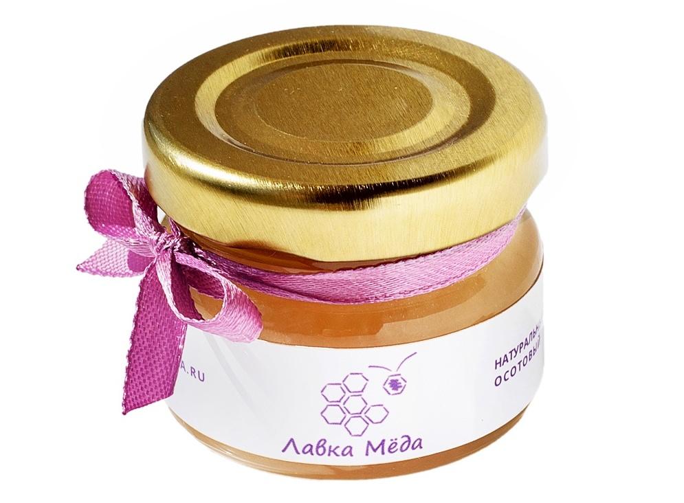 Мед, полученный из осота, относится к высококачественным сортам