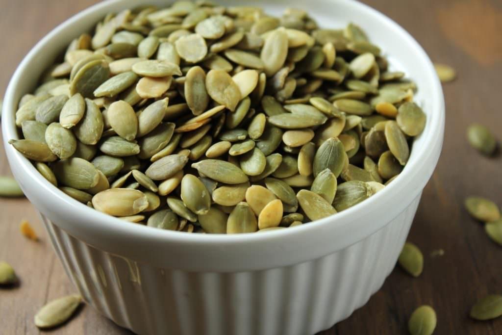 Семена тыквы являются прекрасным антигельминтным средством против остриц