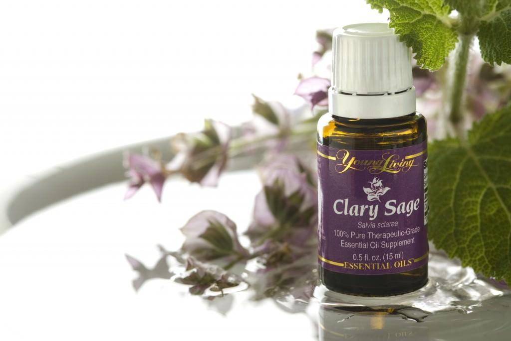 В целях поддержания здоровья и красоты используется эфирное масло, добываемое из зеленой части шалфея