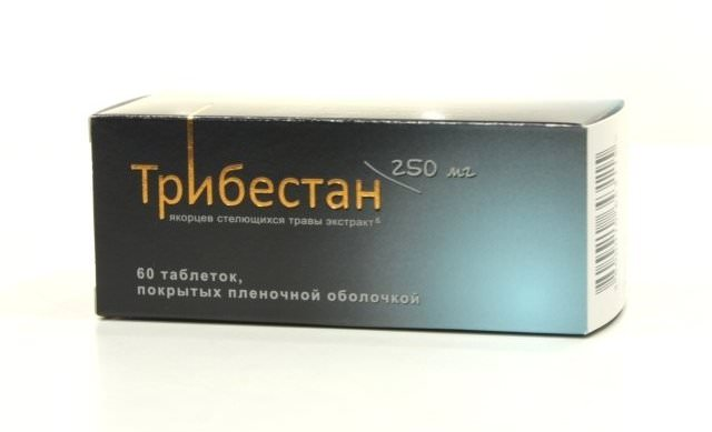 Одним из наиболее популярных препаратов, созданных на основе экстракта травы якорника, является Трибестан