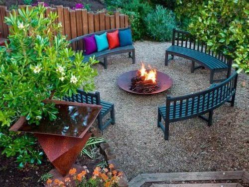 Создаем комфортную и привлекательную зону отдыха на даче