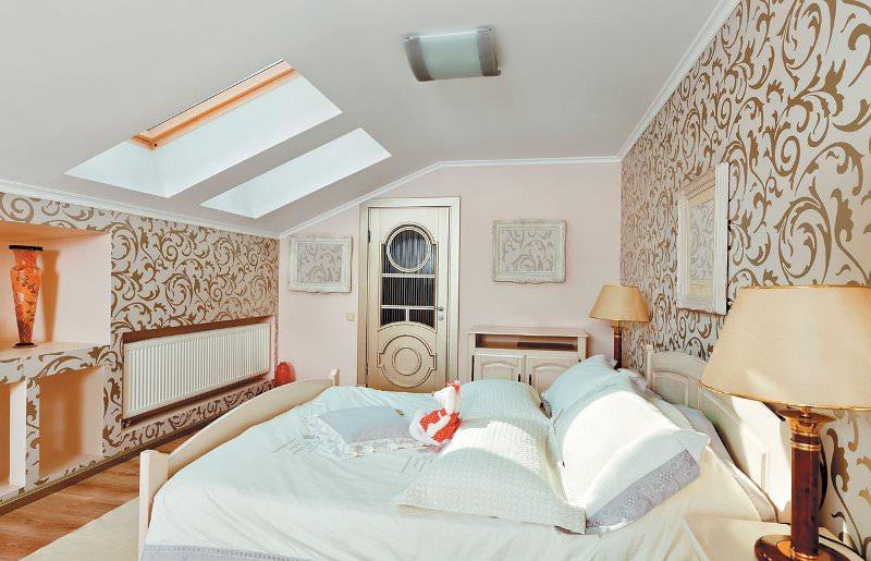 Правильный выбор дизайна спальни сопутствует реализации самых заветных желаний