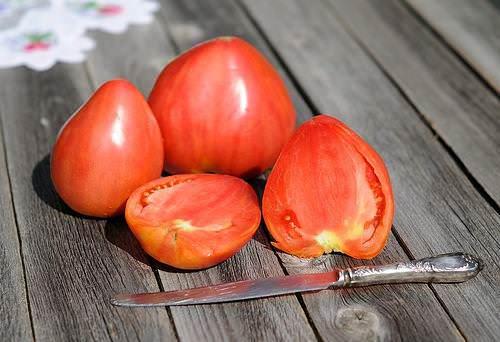 Серия томатов Бычье сердце проверена временем