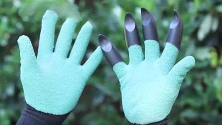 Перчатки Garden genie gloves в последнее время приобрели наибольшую популярность среди садовой спецодежды для защиты рук
