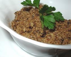 На кухне грибные блюда — украшение стола
