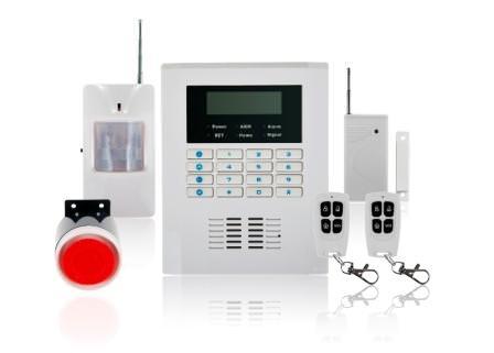 Преимущества GSM сигнализации для дачи