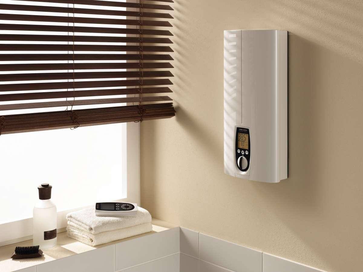 DGI-водонагреватели обладают электронным розжигом и ручным регулированием показателей мощности