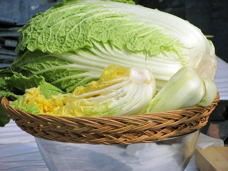 Культивируя китайскую капусту, стоит использовать разные сорта овоща