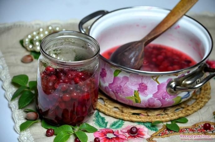 Дополнить полезный состав клюквенного питья можно с помощью тыквы