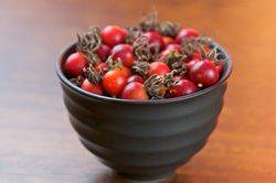 Красные плоды богаты витаминами и полезными микроэлементами