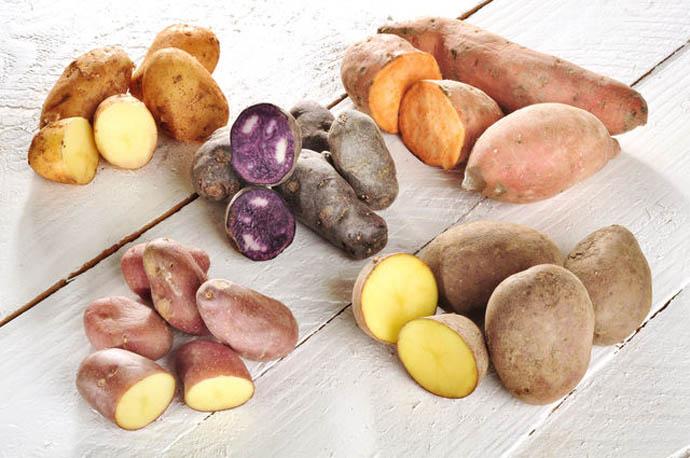 Каждый сорт картофеля имеет свой вкус, зависящий от содержания в клубне различных химических соединений