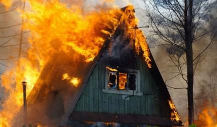 Как сделать огород на месте пожара