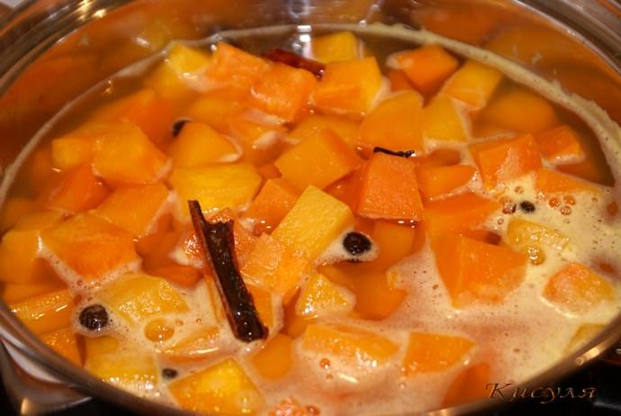 Овощ приобретает восхитительный аромат и приятный, островатый привкус