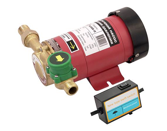 Оборудование для повышения давления воды очень востребовано