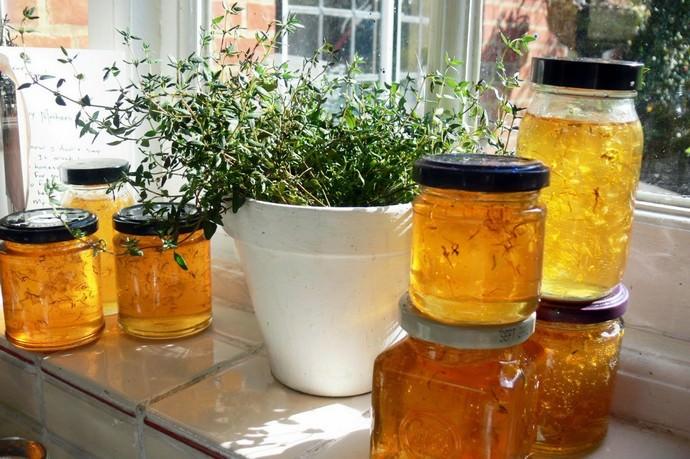 Из этих растений можно приготовить варенье и без термической обработки