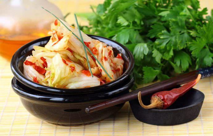 Рецептура засолки пекинской капусты практически ничем не отличается от белокочанной