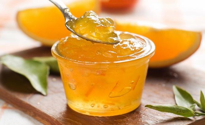Настоящим деликатесом считается пятиминутное апельсиновое варенье