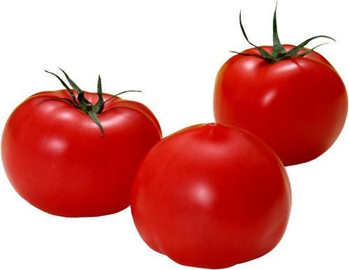 Томаты Красным-красно – гибридная форма кистевых помидоров