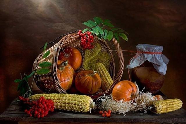 Лучше всего овощи и фрукты сохраняются в сухих и прохладных, темных помещениях