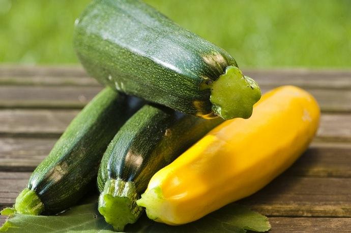 Кабачки хорошо укрепляют иммунитет, но только если употреблять их в пищу в свежем виде