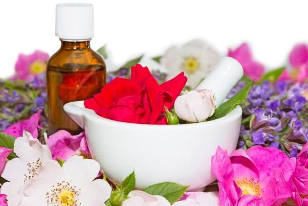 Цветки шиповника широко применяются в косметологии в виде компрессов с отварами или водными настоями