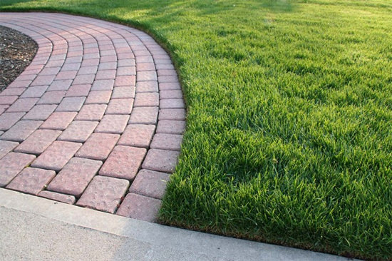 Искусственный газон является относительно новым, но уже популярным синтетическим покрытием