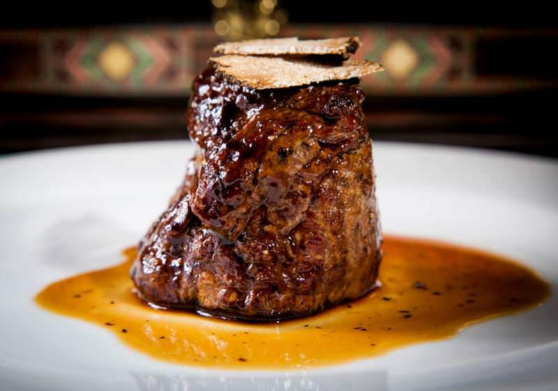 Соус из трюфелей идеально подходит для блюд из мяса