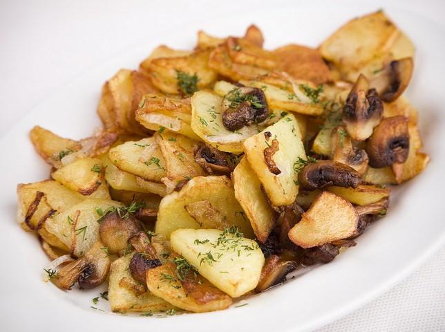 Чаще всего вымоченные подтопольники используются для приготовления разнообразных блюд