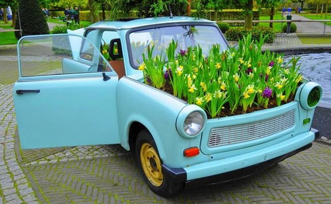 Сформировать цветники – дело простое, не требующее особых усилий и затрат