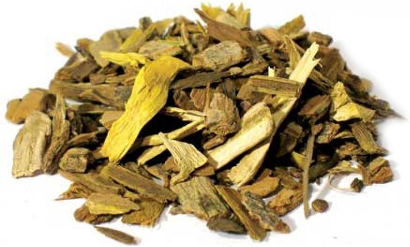 Полезные и лекарственные свойства коры барбариса обусловлены химическим составом
