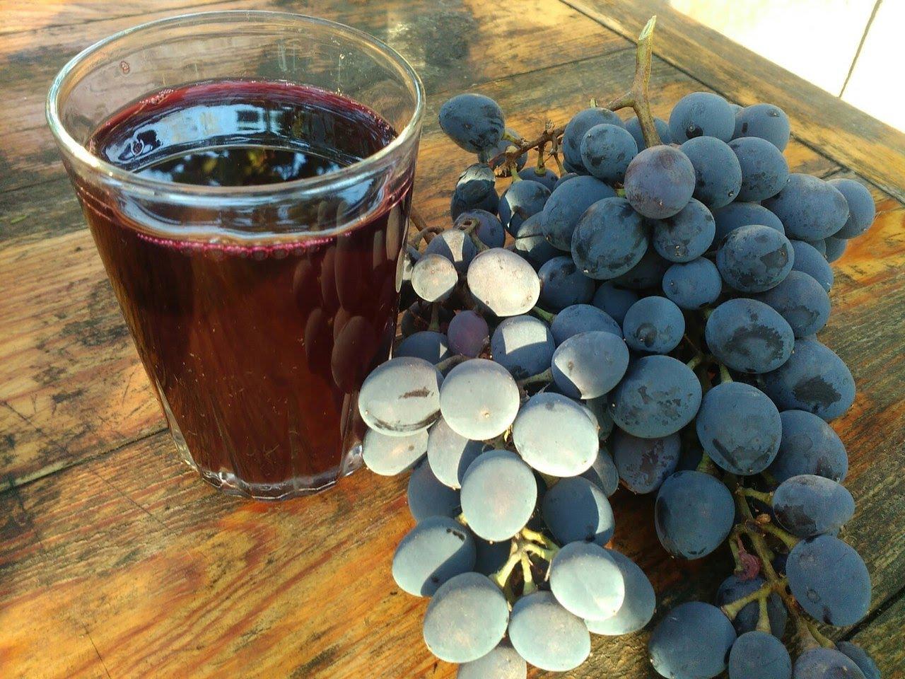 Изабелла – это один из самых ароматных и полезных сортов винограда