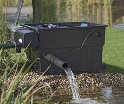 Фильтр для пруда для насоса своими руками, воды с рыбой, от ила, прудовые скиммеры, приспособление