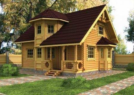 Экология и деревянный дом