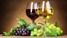 Изготовление вина – целый ритуал, который не обходится без винограда