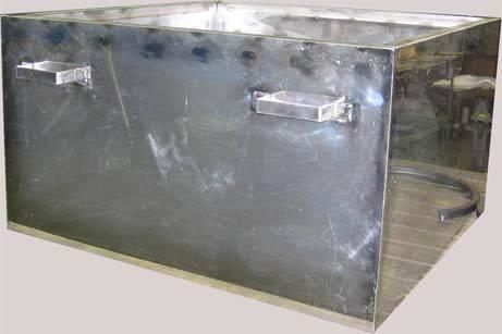 Емкости для воды из качественной нержавеющей стали