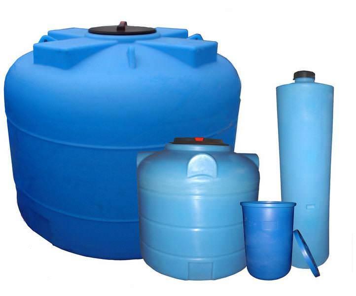 Определяем наиболее удобную форму емкости для хранения воды на даче