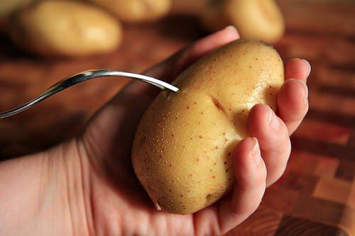Картофель «Бентье» имеет очень хорошие вкусовые качества