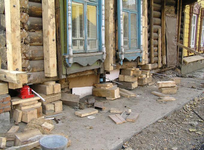Бывает и так, что необходима серьезная реконструкция дачного дома до начала работ